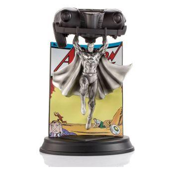 DC Comics statuette Pewter Collectible Superman Action Comics #1 Limited Edition 29 cm