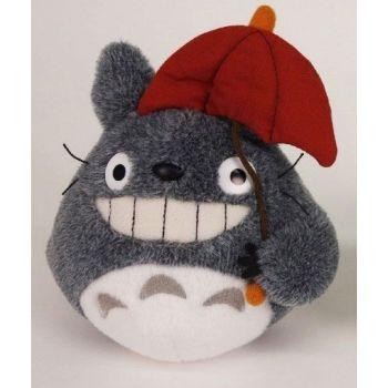 Mon voisin Totoro peluche Totoro Red Umbrella 15 cm