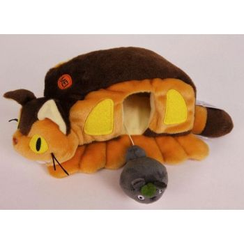 Mon voisin Totoro peluche Catbus House 24 cm