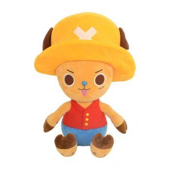 One Piece peluche Chopper x Luffy 20 cm