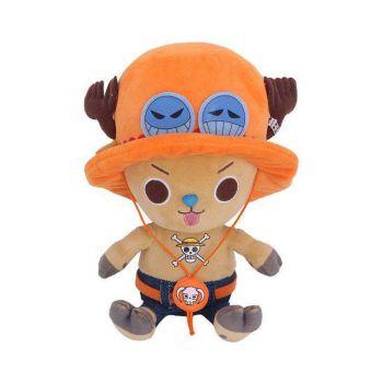 One Piece peluche Chopper x Ace 11 cm