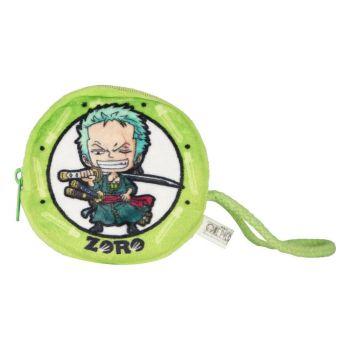 One Piece porte-monnaie Zoro