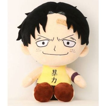 One Piece peluche Ace 25 cm