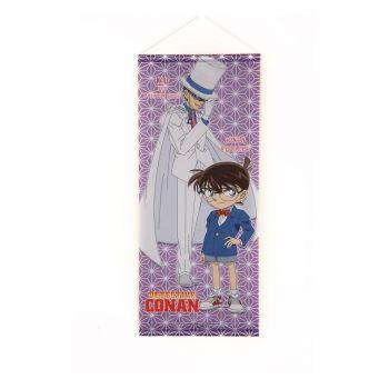 Détective Conan wallscroll Conan & Kaito Kid 28 x 68 cm