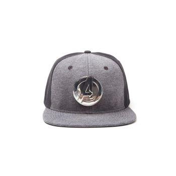 Avengers casquette hip hop Snap Back Metal Logo
