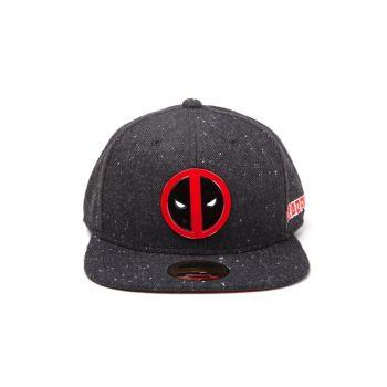 Deadpool casquette hip hop Stripe