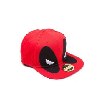 Deadpool casquette hip hop Big Face