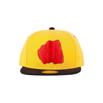 One Punch Man casquette Snapback Fist