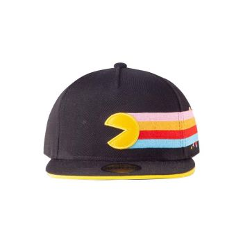 Pac-Man casquette Snapback Stripes