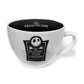 L´étrange Noël de Mr. Jack mug Cappuccino Jack