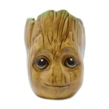 Les Gardiens de la Galaxie mug Shaped 3D Baby Groot
