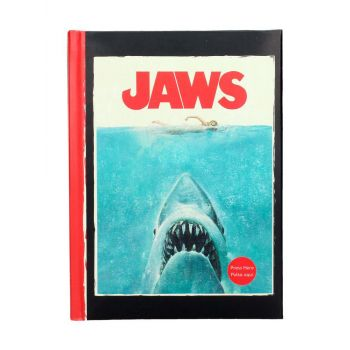 Les Dents de la mer cahier lumineux Poster