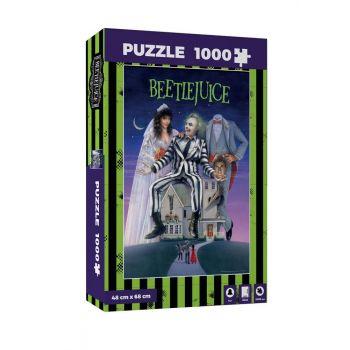 Beetlejuice Puzzle Movie Poster