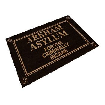 DC Comics paillasson Arkham Asylum 43 x 72 cm