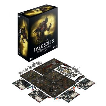 Dark Souls jeu de plateau The Board Game *ANGLAIS*