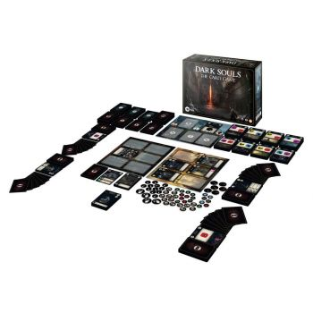 Dark Souls jeu de cartes Cooperative *ANGLAIS*