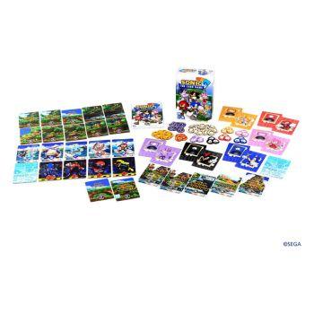 Sonic jeu de cartes *ANGLAIS*