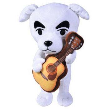 Animal Crossing peluche KK Slider 40 cm