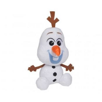 La Reine des neiges 2 peluche Chunky Olaf 25 cm