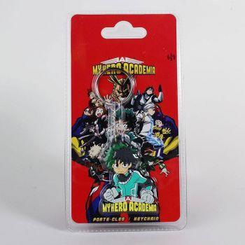 My Hero Academia porte-clés PVC Izuku Midoriya