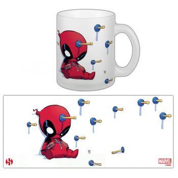 Marvel Comics mug Deadpool Baby
