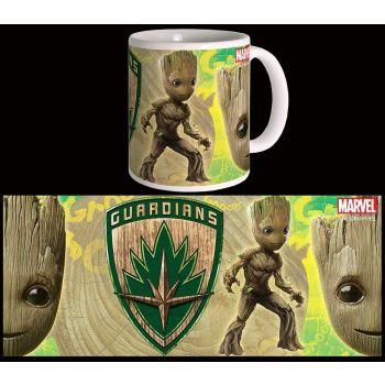 Les Gardiens de la Galaxie 2 mug Young Groot