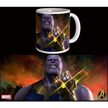 Avengers Infinity War mug The Titan