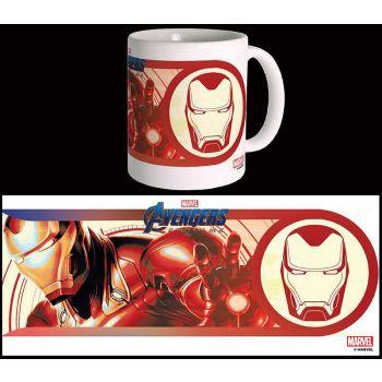 Avengers : Endgame mug Iron Man