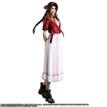 Final Fantasy VII Remake Play Arts Kai figurine Aerith Gainsborough 25 cm