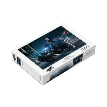 Final Fantasy VII Remake puzzle Cloud Strife (1000 pièces)