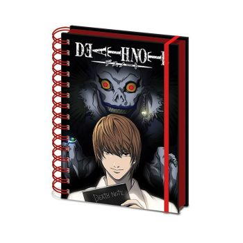 Death Note cahier à spirale A5 Shadow
