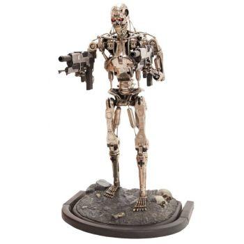 Terminator 2 statuette 1/1 T-800 Endoskeleton Version 2 190 cm