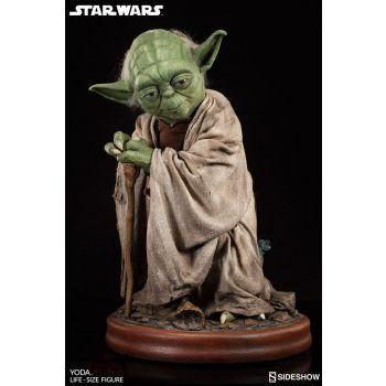 Star Wars statuette 1/1 Yoda 81 cm