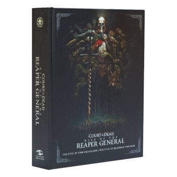 Court of the Dead livre Rise of the Reaper General Version anglaise