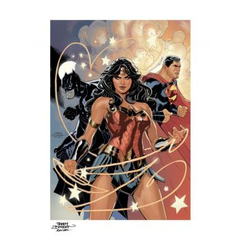 DC Comics impression Art Print Justice League 46 x 61 cm - non encadrée