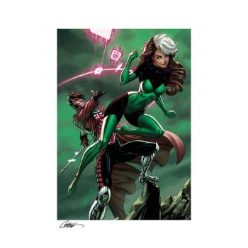 Marvel impression Art Print Uncanny X-Men: Rogue & Gambit 46 x 61 cm - non encadrée