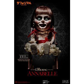 Annabelle statuette Defo-Real Series Annabelle Premium Edition 15 cm