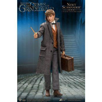 Les Animaux fantastiques 2 figurine Real Master Series 1/8 Newt Scamander 23 cm