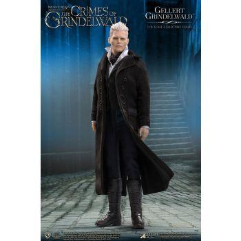 Les Animaux fantastiques 2 figurine Real Master Series 1/8 Gellert Grindelwald 23 cm
