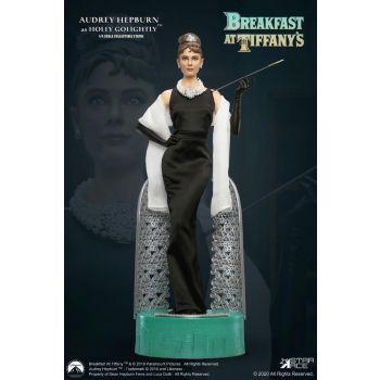 Diamants sur canapé statuette 1/4 Holly Golightly (Audrey Hepburn) 52 cm