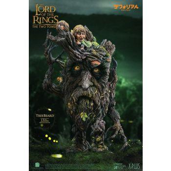 Le Seigneur des Anneaux: Les Deux Tours statuette Defo-Real Series Barbebois 15 cm