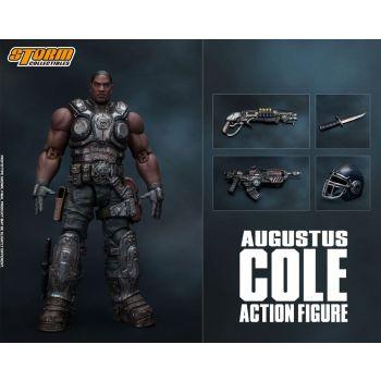 Gears of War 5 figurine 1/12 Augustus Cole 16 cm