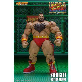 Ultra Street Fighter II: The Final Challengers figurine 1/12 Zangief 19 cm