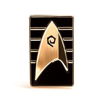 Star Trek Discovery réplique 1/1 Starfleet Cadet Badge magnétique