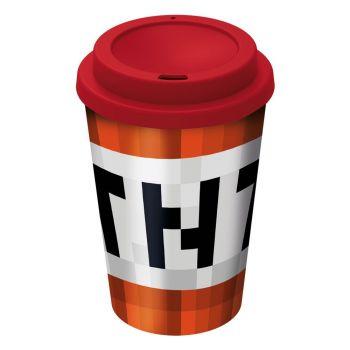 Minecraft mugs de voyage (carton de 6)