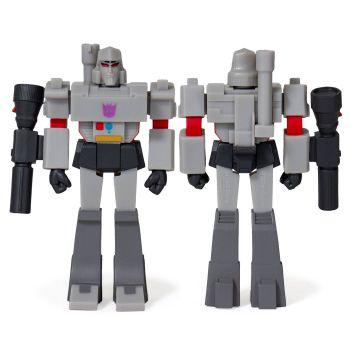 Transformers Wave 1 figurine ReAction Megatron 10 cm