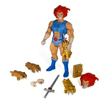 Thundercats Wave 1 figurine Ultimates Lion-O 18 cm