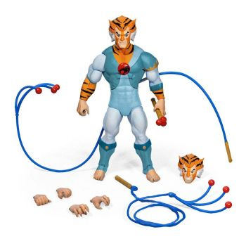Thundercats Wave 2 figurine Ultimates Tygra The Scientist Warrior 18 cm