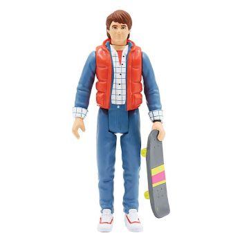 Retour vers le futur figurine ReAction Marty McFly 10 cm