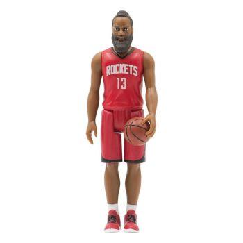 NBA Wave 1 figurine ReAction James Harden (Rockets) 10 cm